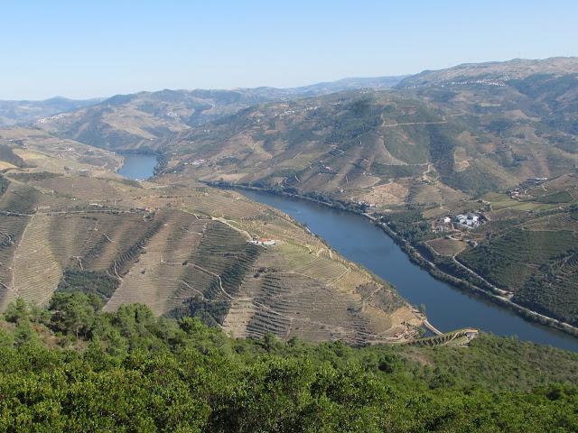 Panorâmica do Vale do Douro