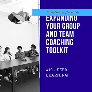 Expanding Your Group and Team Coahcing Toolkit - Peer Learning