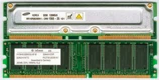 RDRAM (Rambus Dynamic Random Access Memory)