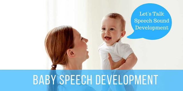 Speech Development For Babies
