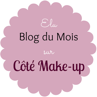 Blog du Mois cotemakeup.blogspot.fr