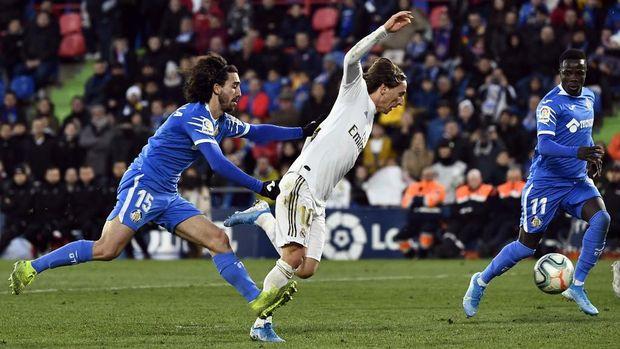 Berikut Prediksi Antara Real Madrid Dan Getafe Di Liga Spanyol