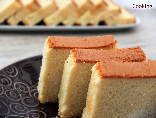 Kasutera, o bolo tradicional Japonês inspirado no pão-de-ló