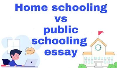 Homeschooling vs public schooling essay