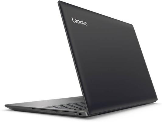 Lenovo Ideapad 320-15IAP: diseño y panel