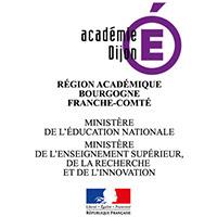 Région Académique Bourgogne Franche-Conté