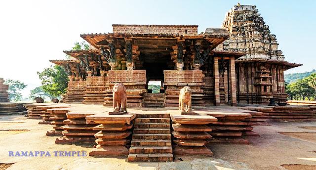 Ramappa Temple - India