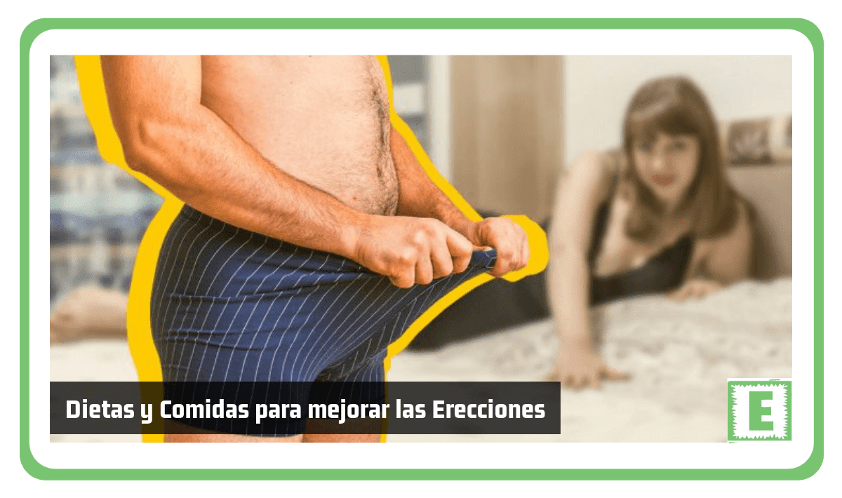 dieta de erección sin azúcar