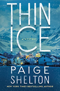 Review of Thin Ice by Paige Shelton
