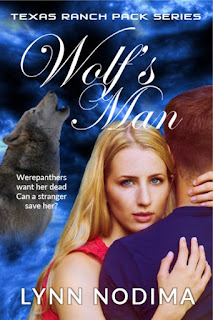 Wolf's Man--New Cover