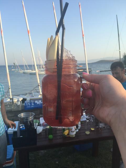 Vodka Bramble