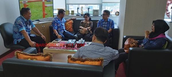Bupati Barito Utara Perintahkan Segera Lakukan Pembayaran TPP