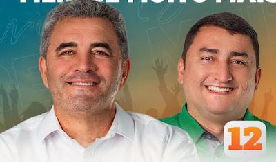 Eleições municipais 2020: Deda da serra é eleito o novo prefeito de Farias Brito.