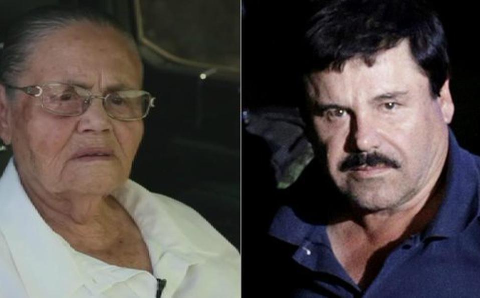 """Mamá de """"El Chapo"""" Guzmán envía carta a Donald Trump, donde le solicitó que se haga justicia para su hijo"""