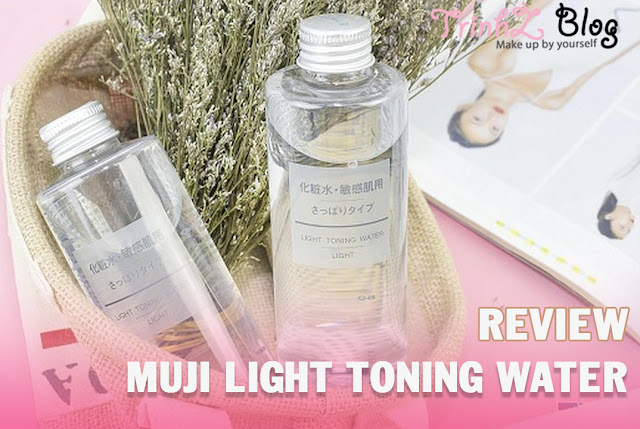 review san pham muji light toning