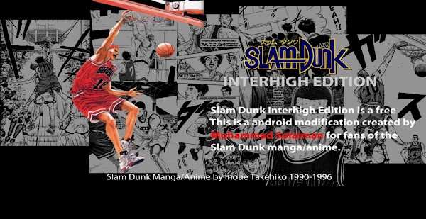 Slam Dunk Interhigh Edition v2.0.3 APK + OBB