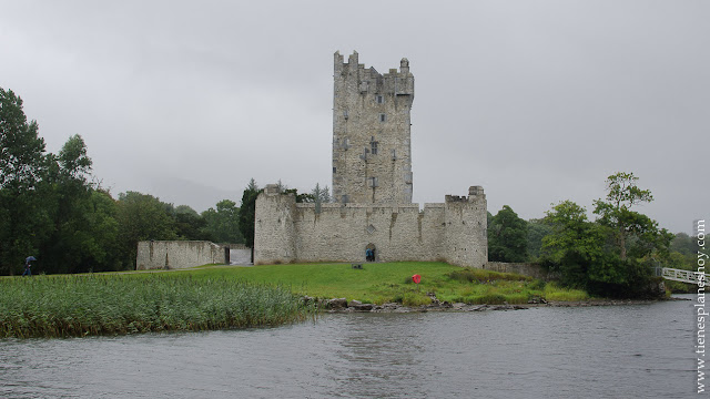 Castillo Irlanda Ross Castle Condado de Kerry
