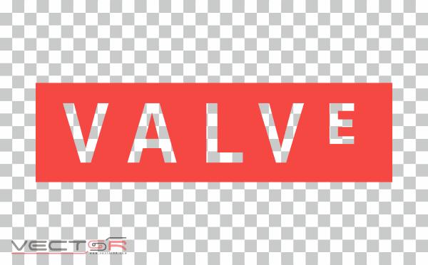 Valve (2018) Logo - Download .PNG (Portable Network Graphics) Transparent Images