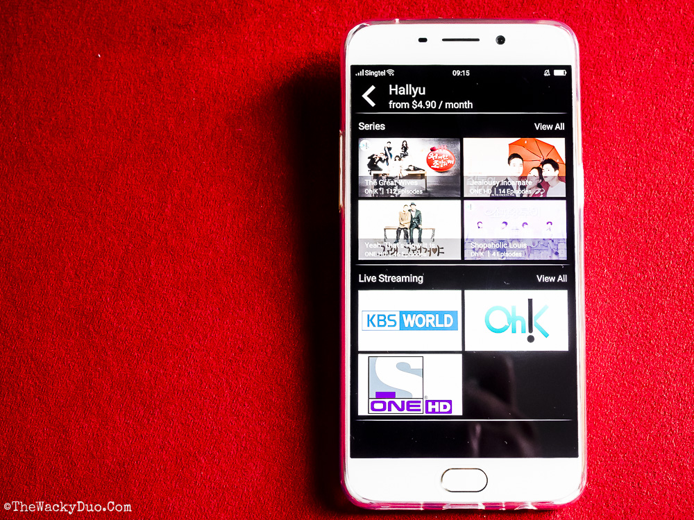 Singtel CAST - bringing the big screen to your pocket | The