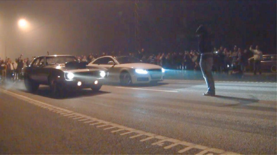 Η αστυνομία απέτρεψε θεσσαλικές κόντρες στον Παλαμά Καρδίτσας