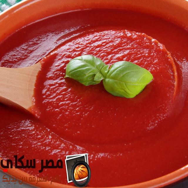 موضوع شامل لطريقة عمل 6 أنواع من الصلصات المميزة types of sauce