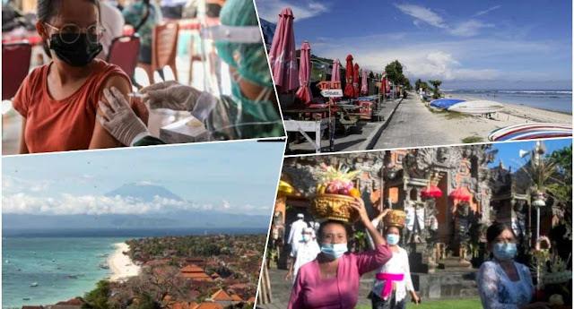 PPKM Darurat Pukulan Berat bagi Sektor Pariwisata