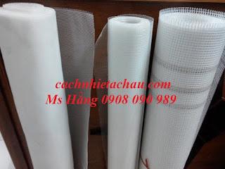 LTT43.1 Lưới sợi thủy tinh chống thấm, tô tường tại hcm