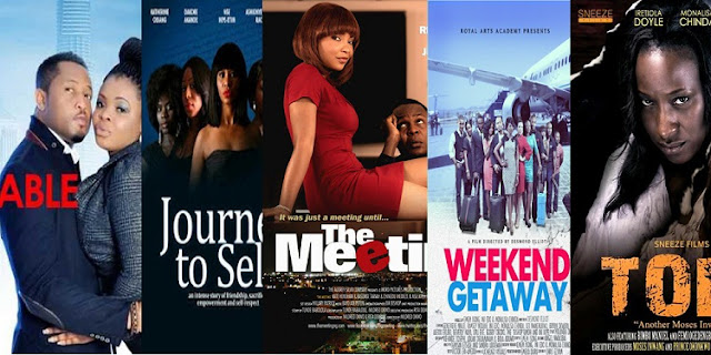 5 THINGS WE ARE TIRED OF SEEING IN NOLLYWOOD MOVIES