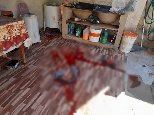 Após homem ser executado a tiros, irmão de apenado é baleado no peito, mas foge e consegue sobreviver