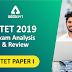 CTET Exam Analysis 2019 December Paper I: Question Paper