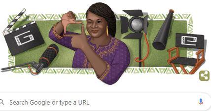 January 2: Google doodle honors late Nigerian Nollywood filmmaker Amaka Igwe