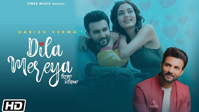 Dila Mereya Lyrics - Harish Verma