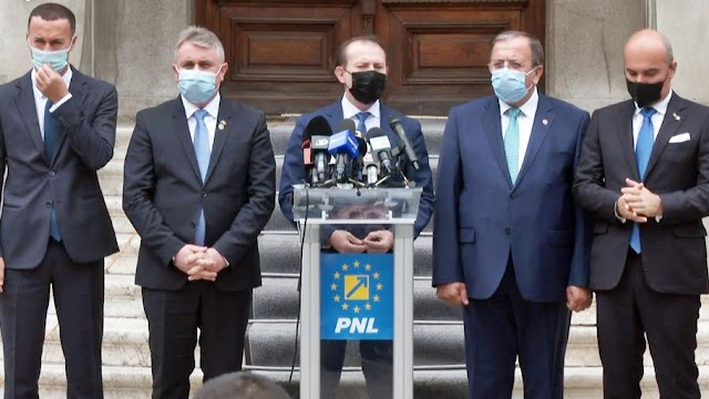 """Ineficiența narativului PNL privind """"coaliția USR-PSD-AUR"""" și motivul real pentru care nu vor guvern condus de Cioloș"""