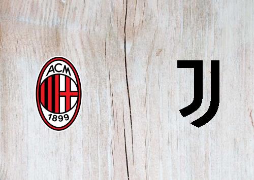 Milan vs Juventus -Highlights 06 January 2021