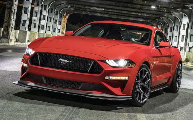 Ford Mustang GT 2018 Performance Pack 2