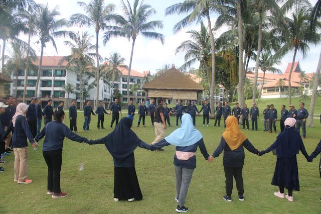 Paket Team Building Dan Amazing Race Tanjung Pinang Dan Bintan