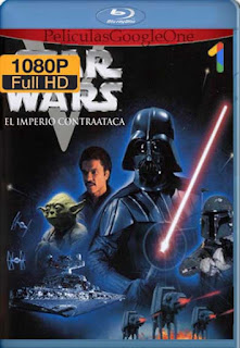 Star Wars Episodio 5: El Imperio Contraataca [1980] [1080p BRrip] [Latino-Inglés] [GoogleDrive]