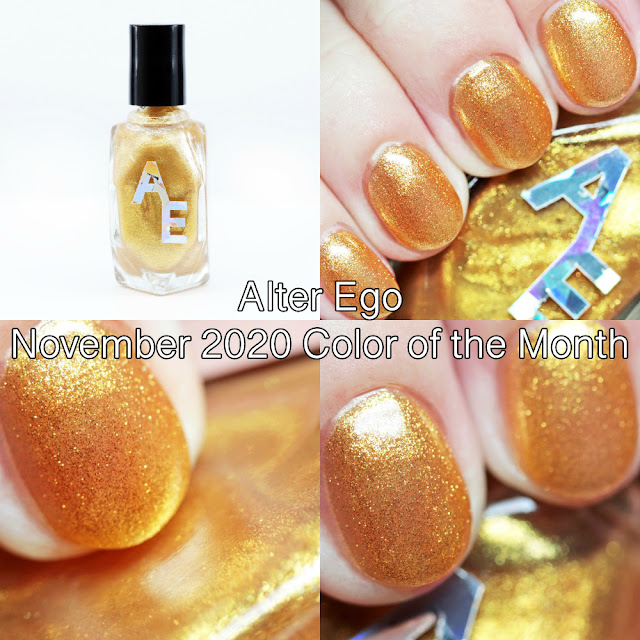 Alter Ego November Color of the Month