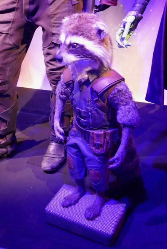 Rocket costume Avengers Infinity War