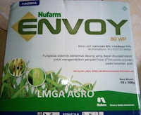 Fungisida Envoy 80 WP,Envoy 80 WP,Nufarm,LMGA AGRO