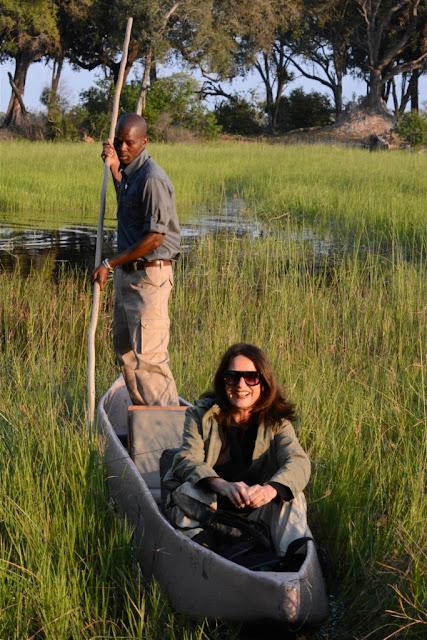 mokoro, Botswana, Okavango Delta, Wilderness Safari's, Thika Travel, verdronken land, grootste delta, Afrika