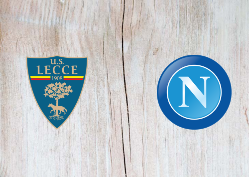 Lecce vs Napoli -Highlights 22 September 2019