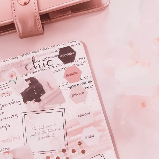 How to Make Your Bullet Journal Layouts More Aesthetic