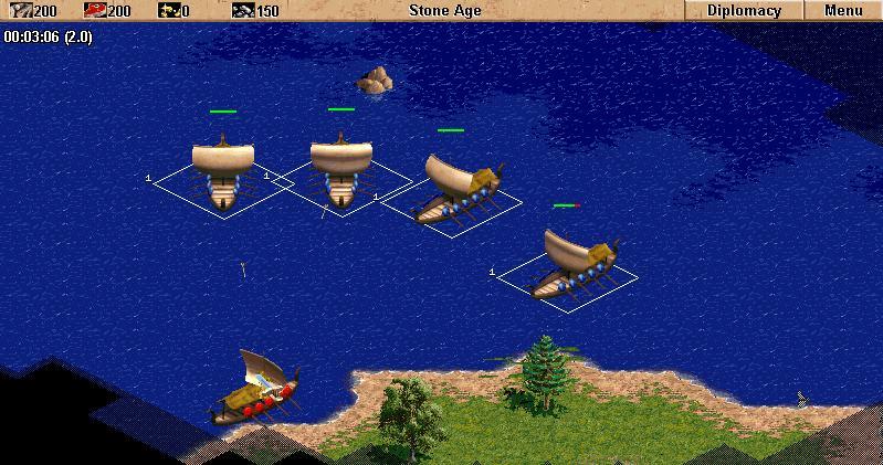 Age of Empires 1 PC Español