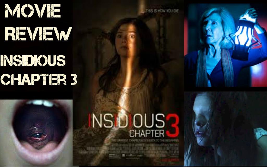Insidious 2 movie review imdb - Zoe american horror story style
