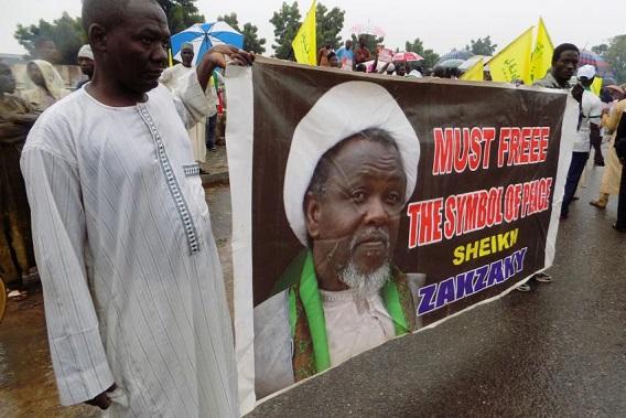 President Buhari considers banning Shi'ites movement