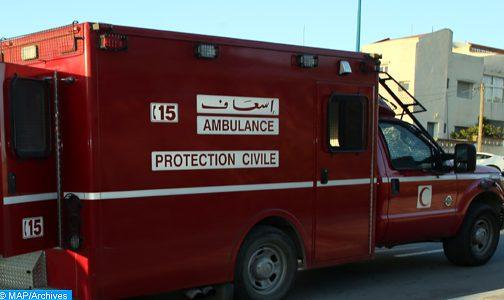 إقليم السراغنة.. مصرع ستة أشخاص في حادثة سير (سلطات محلية)