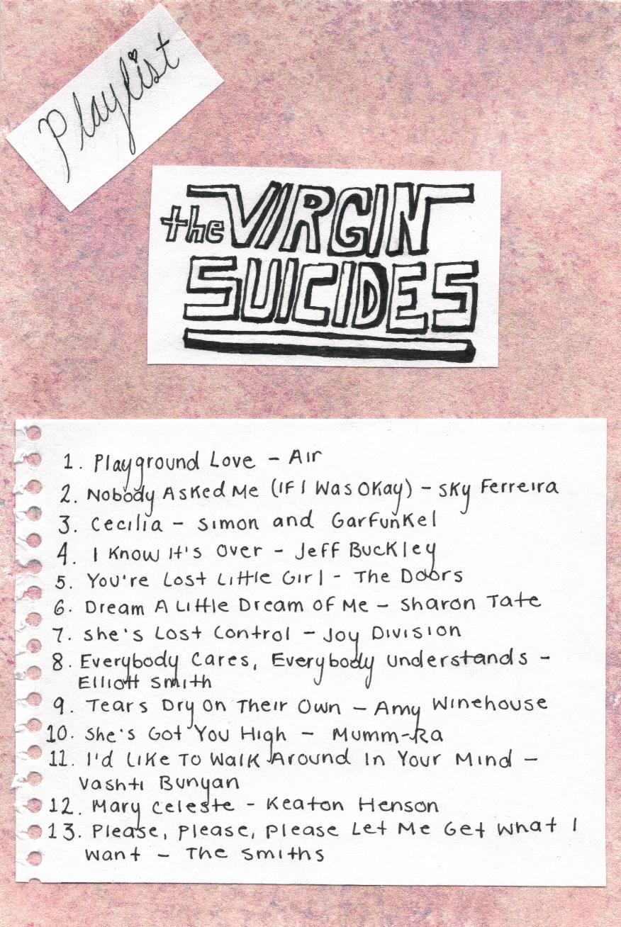 To acquire Virgin by The Inspired suicides picture trends