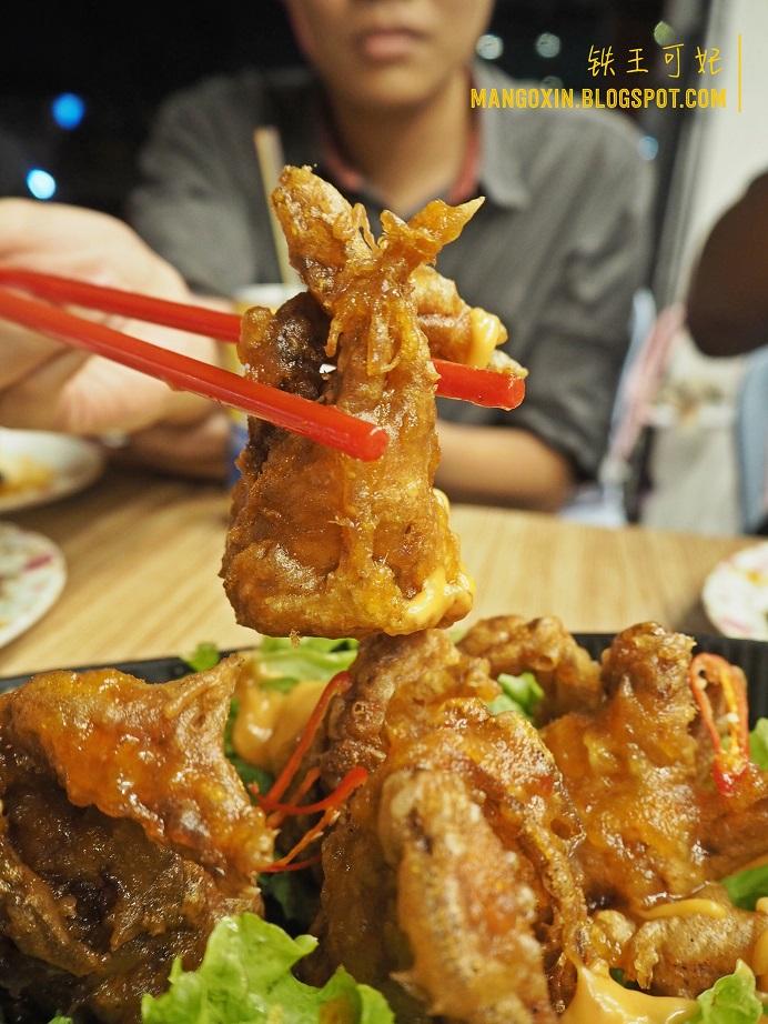 JB Taman Molek 深夜食堂鳄魔烧 宵夜晚餐吃什么