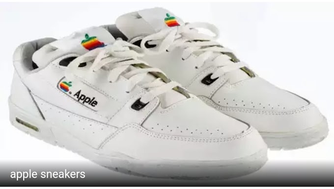 Apple once made shoes, and someone bought them for Rs 11.2 lakh